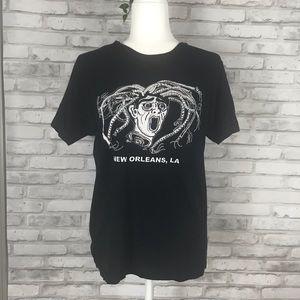 New Orleans Medusa Shirt size S